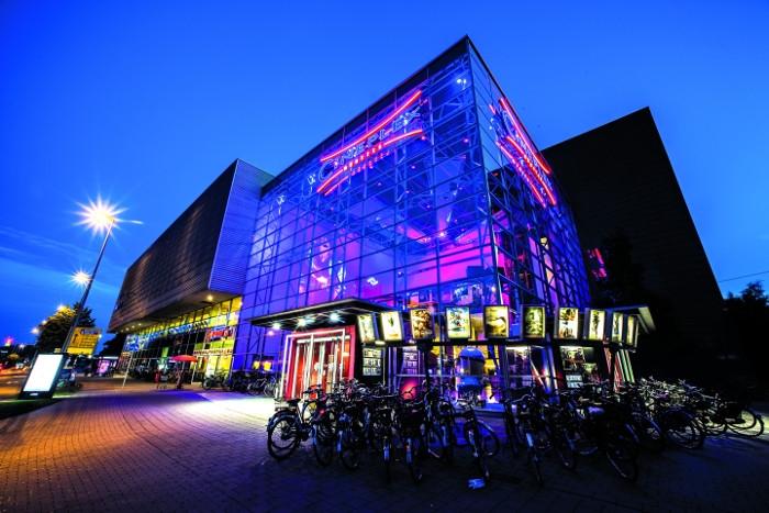 Spannendes Ambiente am Hafen von Münster