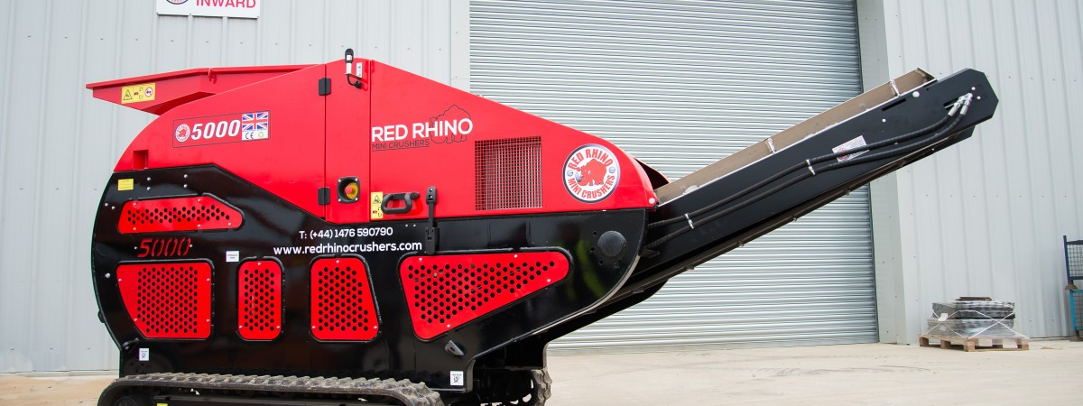 RedRhino 5000 Backenbrecher
