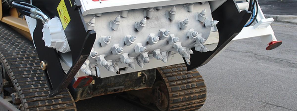 FS50.15 Straßenfräse 800 Kg Arbeitsbreite 500 mm
