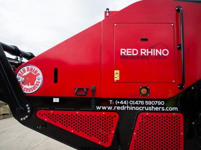 RedRhino 7000+ Backenbrecher