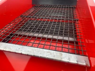 RedScreen 3 Fraktionen Siebanlage