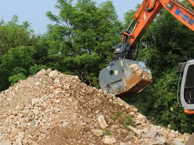 CBF12 Baggerklasse 30-45 Tonnen
