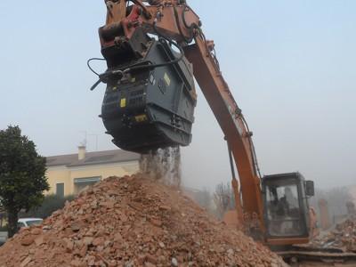 CBF06 Baggerklasse 10-13 Tonnen