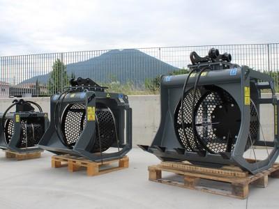 CBR15 Baggerklasse 14-21 Tonnen