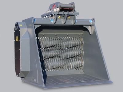 CDS07 Seperatorschaufel Baggerklasse 3-6 Tonnen