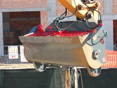 CMIX18 - 650 Liter - 700 Kg Betonmischer