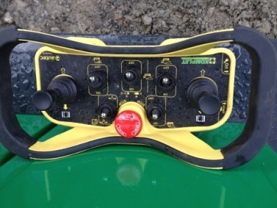 LEM TRACK 4825 Mini Backenbrecher / Minibrechanlage
