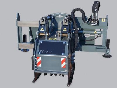 FS45.15 Strasenfräse 760 Kg Arbeitsbreite 450 mm