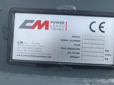 Cemix 12.1 ca. 330 Liter