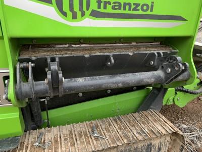 Franzoi BauschuttSchredder TAZ280
