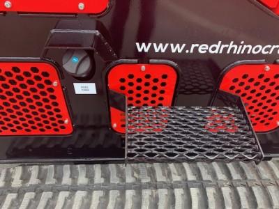 RedRhino 5000 + Backenbrecher