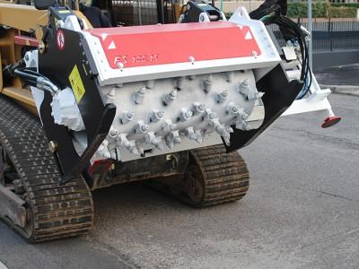 FS40.13 Strasenfräse 485 Kg Breite 400 mm