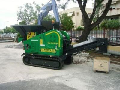 MILL TRACK M 5000