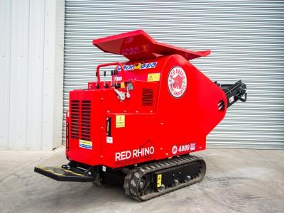 RedRhino 4000 Backenbrecher