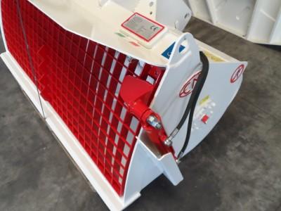 CMIX08 - 160 Liter - 200 Kg Betonmischer