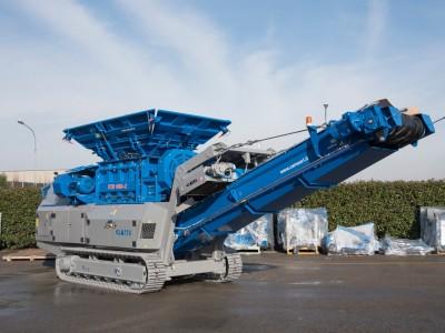 Cams UTM1500 Bauschuttschredder