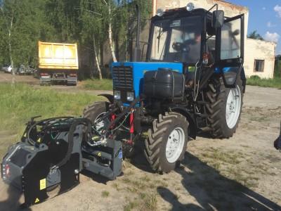 FS100.15 Strasenfräse 1120 Kg Arbeitsbreite 1000 mm
