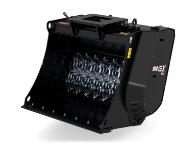 Simex VSE20 Seperator Sieblöffel Bagger 12-18 Tonnen