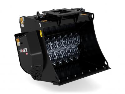 Simex VSE10 Seperator Sieblöffel  8-12 To