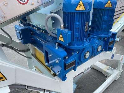 Cams UTS600 Bauschuttschredder , Minischredder