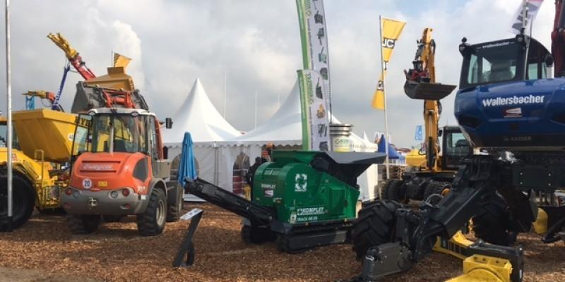 Recycling Aktiv Messe in Karlsruhe