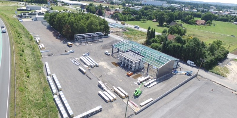 Neubau in Steinfurt