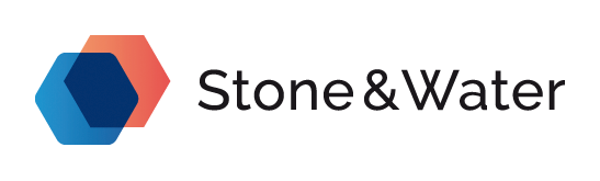 Stone and Water logo