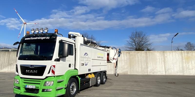 Kanalreiniger.eu macht Kunde in Rheinland-Pfalz glücklich....
