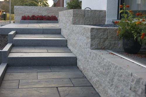Stufen- und Terassenbau